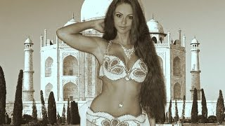 getlinkyoutube.com-Shik Shak Shok -Mezdeke  رقص شرقى Isabella Belly Dance HD