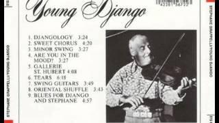 getlinkyoutube.com-Young Django - Stéphane Grappelli - 1979