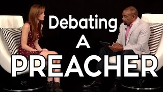 getlinkyoutube.com-Atheist vs Preacher