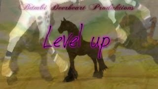 getlinkyoutube.com-Star stable -  Level up