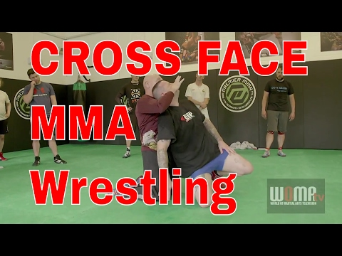 CROSS FACE MMA TIPS Ground Game