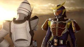 getlinkyoutube.com-Kamen Rider Battride War II - Opening Trailer (PS3, Wii U)