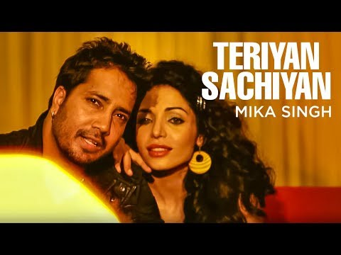 """Teriyan Sachiyan Mika Singh"" (New Punjabi Full Song) Raaz Diyan Gallan"