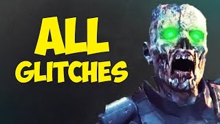 Black Ops 3 Zombies Glitches (CoD Zombies)