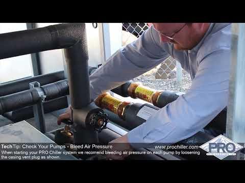 Pro Refrigeration Tech Tip: Glycol Pumps