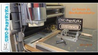 """getlinkyoutube.com-CNC-PapyKyKa - Premier usinage 3D sur bois par """"UneKa-CNC"""" - P5010001"""