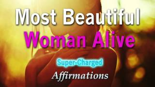 getlinkyoutube.com-Most Beautiful Woman in the world - I Am Beautiful - Feel Good Affirmations