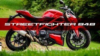 getlinkyoutube.com-Ducati Streetfighter 848 - MotoGeo Review