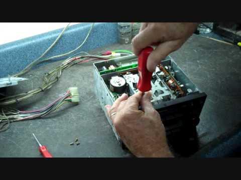 Acura NSX Bose Stereo Repair