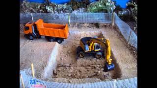 getlinkyoutube.com-diorama a escala 1/50 excavación  parte 2-6