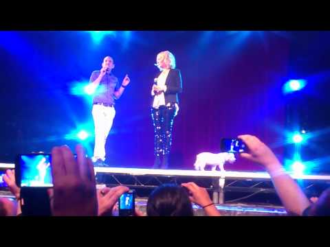 Agnetha Fältskog at Heaven 04/05/2013