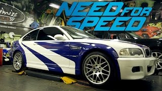 getlinkyoutube.com-Real Life Need for Speed BMW M3 Build