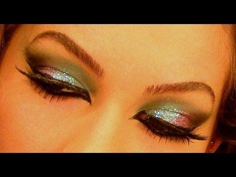 Maquiagem indiana por Alice Salazar
