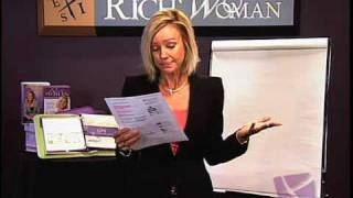 Financial Freedom for Women Video - Rich Woman - Article from CNN Money com