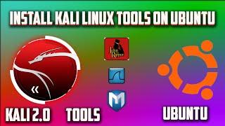 getlinkyoutube.com-HOW TO INSTALL KALI LINUX TOOLS ON UBUNTU