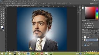 getlinkyoutube.com-إزاي تعمل صورتك بشكل كاريكاتيري ببساطه #Photoshop