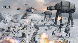 getlinkyoutube.com-Men of War: Assault Squad 2- Star Wars Mod~ Battle of Hoth (Live Stream 2/7/16)