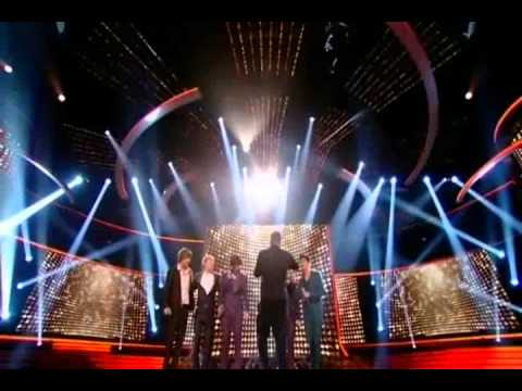 One Direction X Factor Journey Pt 5 | Chasing Cars through Elimination