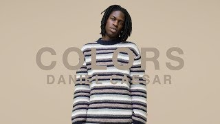 Daniel Caesar   Best Part | A COLORS SHOW