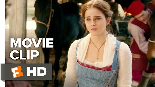 getlinkyoutube.com-Beauty and the Beast Movie Clip - Belle (2017) | Movieclips Trailers