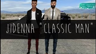 getlinkyoutube.com-Classic Man Jidenna Imvu Music Video
