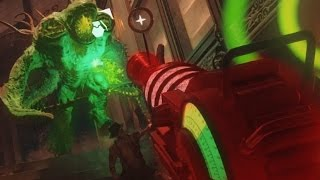 "getlinkyoutube.com-BLACK OPS 3 ZOMBIES RAY GUN! ""Shadows of Evil"" Gameplay TheRelaxingEnd"