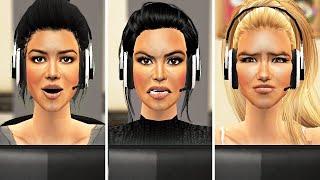 Kardashians at a Call Center