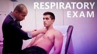 Respiratory Examination - OSCE Exam Demonstration