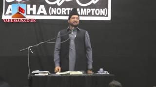 getlinkyoutube.com-Allama Ali Nasir Al Hussani (Talhara) - AGHA - Northampton (UK) - 24th July 2016