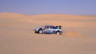 """getlinkyoutube.com-""""Paris - Dakar"""" 1989; """"Paris - Tripoli - Dakar"""" 1990/1991; """"Paris - Sirte - Le Cap"""" 1992"""