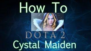 getlinkyoutube.com-Dota 2 How To Guide - Crystal Maiden