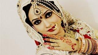 getlinkyoutube.com-Asian bridal makeup by Shefa Ahmed Shaju