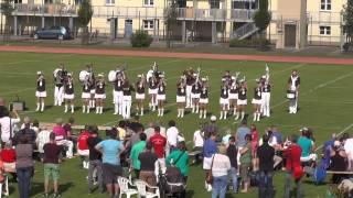 Festival der Klänge 2015  09 Schalmeienorchester Tettau Frauendorf eV