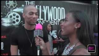 getlinkyoutube.com-Kendrick Sampson Talks HTGAWM Season 2 @ The Hollywood Confidential | Black Hollywood Live