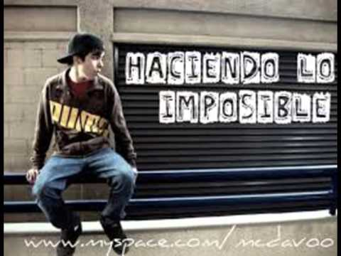 Haciendo lo imposible- Mc Davo. Disco completo