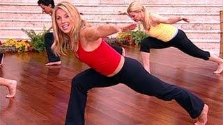 getlinkyoutube.com-Denise Austin: Total Body Pilates Challenge