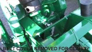 Major Equipment TDR20000 Working