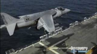 getlinkyoutube.com-Maquinas extremas - harrier, vuelo vertical-2