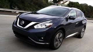 getlinkyoutube.com-Car Tech - Outrageous style for new Nissan Murano