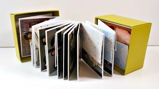 getlinkyoutube.com-Album Caja - Book in a Box | Scrapbooking | Mundo@Party