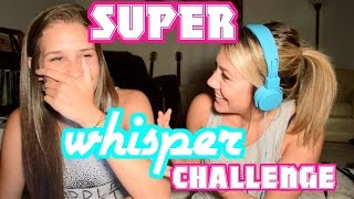 getlinkyoutube.com-SUPER Whisper Challenge