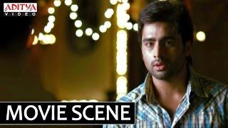 Nara Rohit & Prakash Raj  Sentiment Scene - Solo Movie