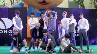 getlinkyoutube.com-Millenium Boy Goodbye Contest Stage Cover K-POP Medley + Mansae (Seventeen) @Kongju Cover Dance 2015