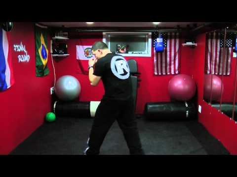 Shadow Boxing Cardio Workout