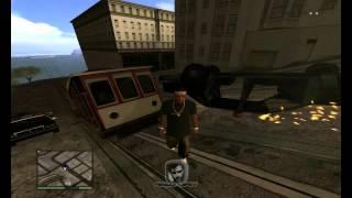 getlinkyoutube.com-HUD's de GTA V para GTA San Andreas (2014)