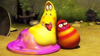 LARVA - PUDDING   Cartoon Full Movie   Cartoons For Children   Kids TV Shows Full Episodes