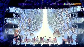 getlinkyoutube.com-【TFBOYS王俊凱 Karry Wang】150815 TFBOYS《寵愛》騰訊回放1080P版【TFBOYS二周年FM】