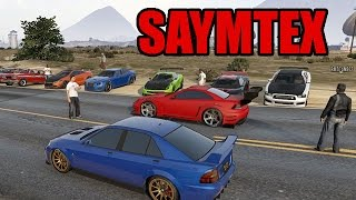 getlinkyoutube.com-GTA Online - Tuning Car Meet n°4 !
