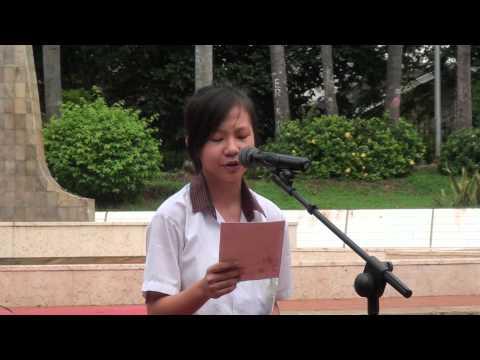 Lomba Baca Puisi pada Hari Anak Jakarta Membaca 2012