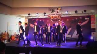 getlinkyoutube.com-130407 [MLS] Millenium Boy cover EXO @JKN Cover Dance Battle 2(ภาคกลาง)